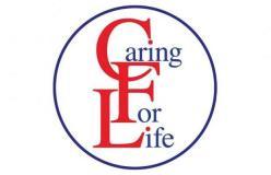 Caring for Life LOGO LANDSCAPE