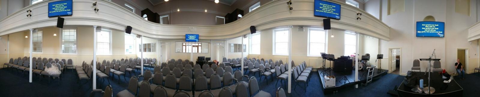 Panoramic Auditorium