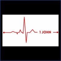 1 John logo #square